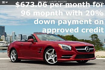 2014 Mercedes-Benz SL550 for sale 100904394
