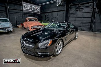 2014 Mercedes-Benz SL550 for sale 100905722