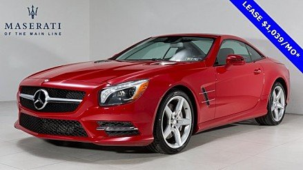 2014 Mercedes-Benz SL550 for sale 100882800