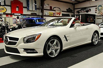 mercedes benz sl550 classics for sale classics on autotrader. Black Bedroom Furniture Sets. Home Design Ideas