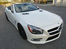 2014 Mercedes-Benz SL550 for sale 100995796