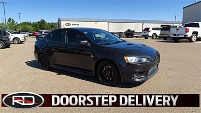 2014 Mitsubishi Lancer Evolution GSR for sale 100913865