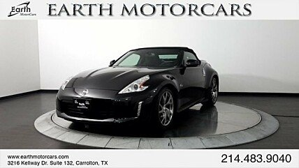2014 Nissan 370Z Roadster for sale 100847278