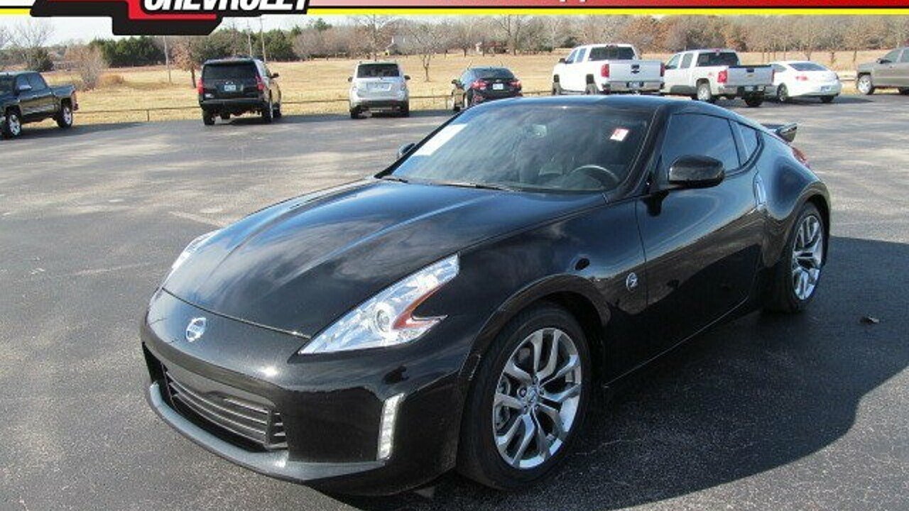 2014 Nissan 370Z Coupe for sale 100930108