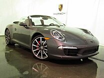 2014 Porsche 911 Carrera S Cabriolet for sale 100770754