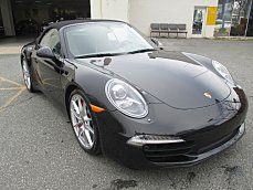 2014 Porsche 911 Carrera S Cabriolet for sale 100855516