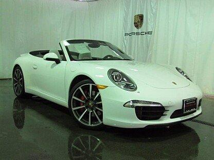 2014 Porsche 911 Carrera S Cabriolet for sale 100862349