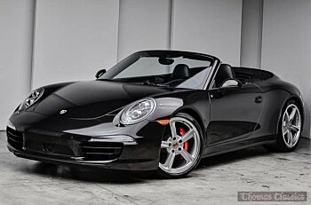 2014 Porsche 911 Carrera S Cabriolet for sale 101040153