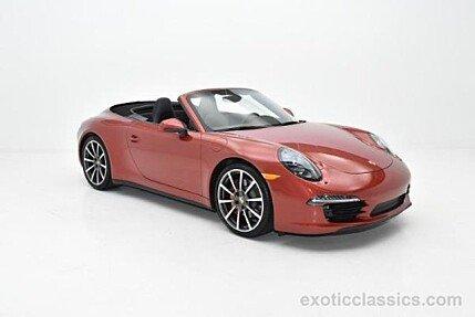 2014 Porsche 911 Carrera S Cabriolet for sale 100874115