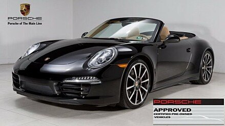 2014 Porsche 911 Carrera S Cabriolet for sale 100888645