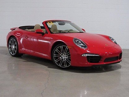 2014 Porsche 911 Carrera S Cabriolet for sale 100889444
