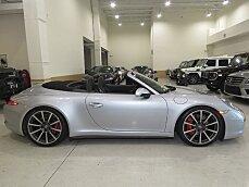 2014 Porsche 911 Carrera S Cabriolet for sale 100890808