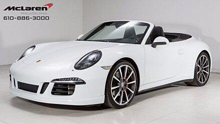 2014 Porsche 911 Carrera S Cabriolet for sale 100905414