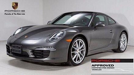 2014 Porsche 911 Coupe for sale 100908092