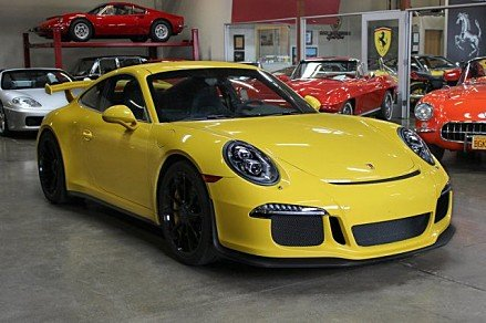 2014 Porsche 911 GT3 Coupe for sale 100924611