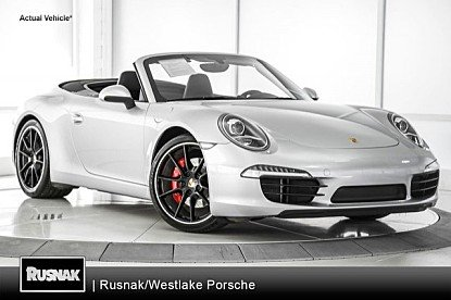 2014 Porsche 911 Carrera S Cabriolet for sale 100926774