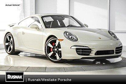 2014 Porsche 911 Carrera S Coupe for sale 100927965