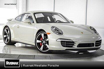 2014 Porsche 911 Carrera S Coupe for sale 100928225