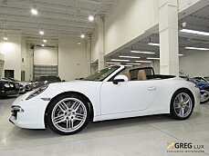 2014 Porsche 911 Carrera Cabriolet for sale 100955380