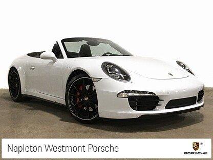 2014 Porsche 911 Carrera S Cabriolet for sale 100970839