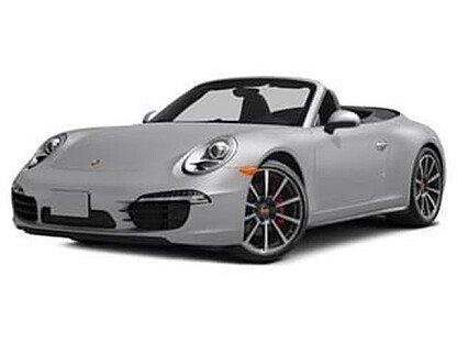 2014 Porsche 911 Carrera S Cabriolet for sale 100976794