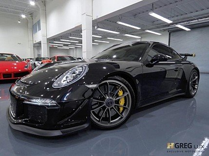 2014 Porsche 911 GT3 Coupe for sale 100993671