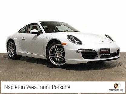 2014 Porsche 911 Coupe for sale 101003595