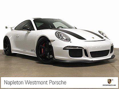 2014 Porsche 911 GT3 Coupe for sale 101018929
