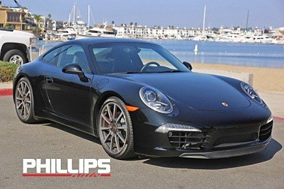 2014 Porsche 911 Carrera S Coupe for sale 101054701