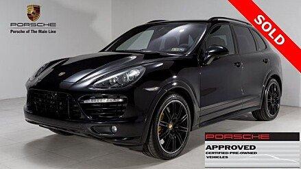 2014 Porsche Cayenne for sale 100875974