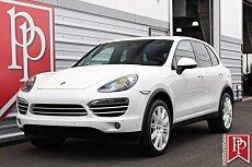 2014 Porsche Cayenne Diesel for sale 100996453