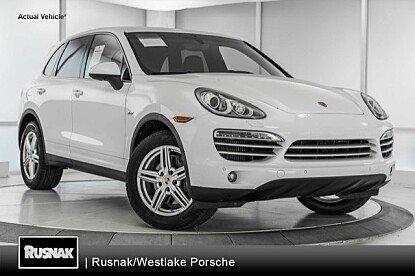 2014 Porsche Cayenne Diesel for sale 100998017
