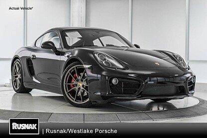 2014 Porsche Cayman S for sale 101001498