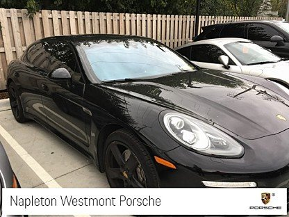 2014 Porsche Panamera 4S Executive for sale 101038295