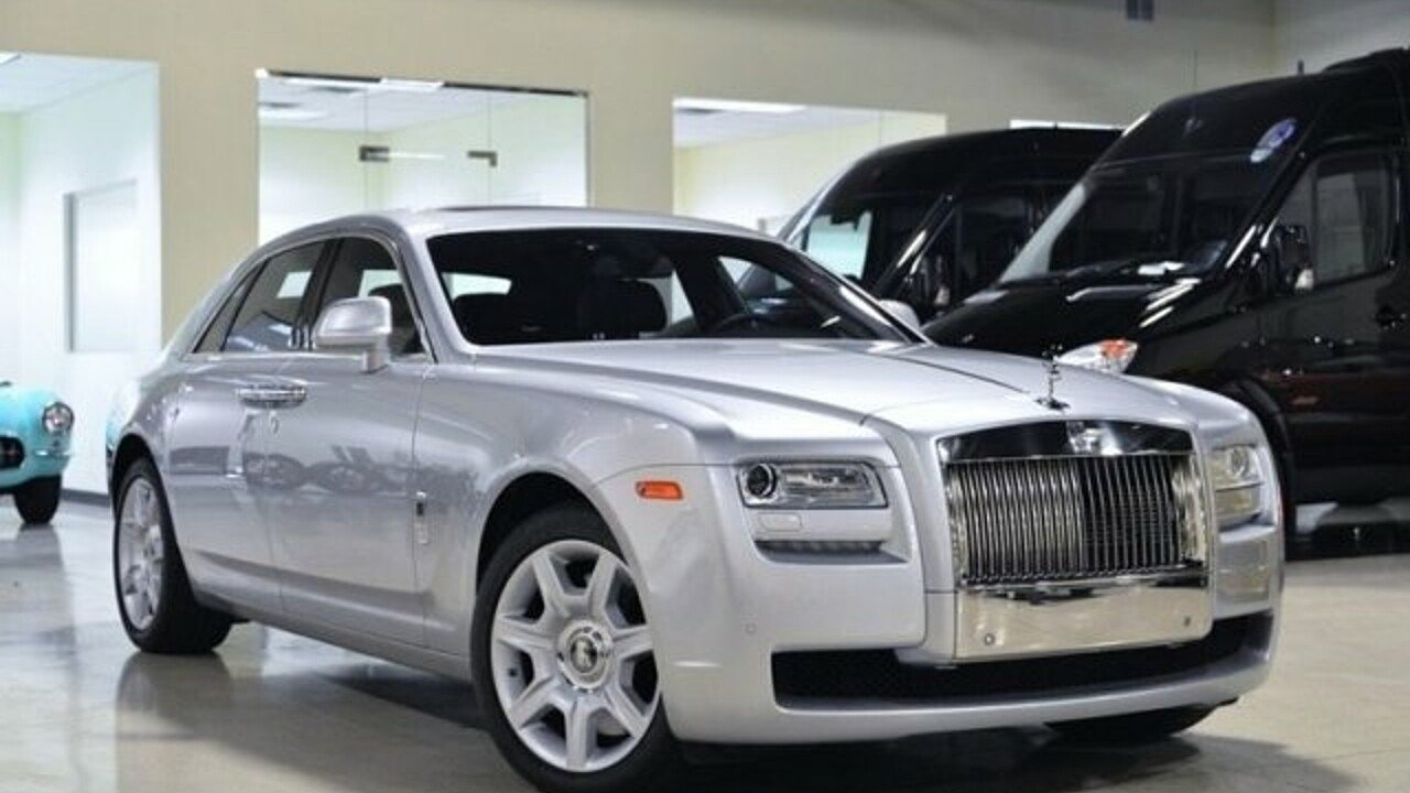 2014 Rolls-Royce Ghost for sale 100753880