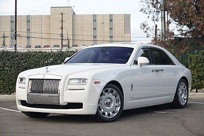 2014 Rolls-Royce Ghost for sale 100945021