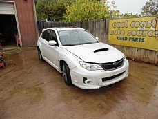 2014 Subaru Impreza WRX Hatchback for sale 100749697