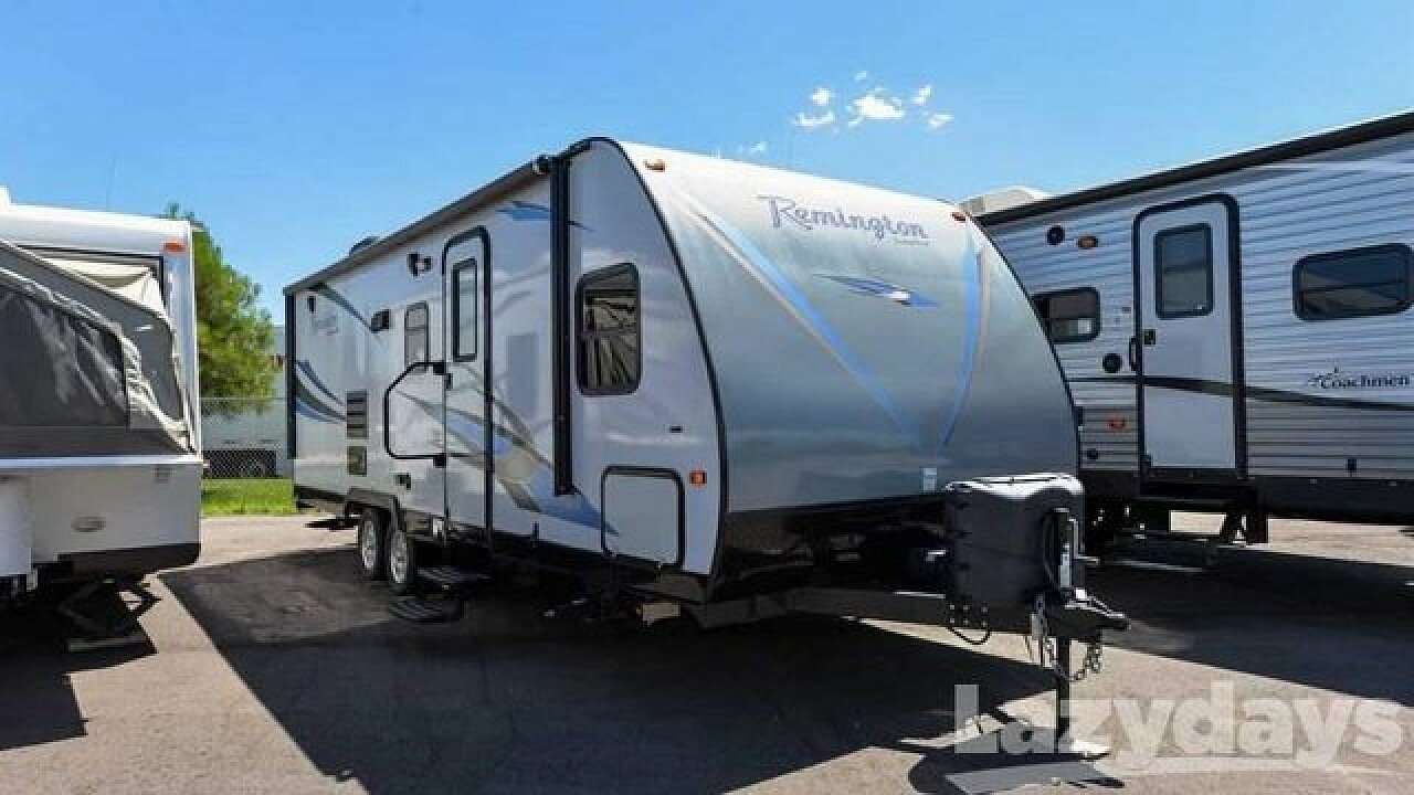 Sunnybrook Travel Trailers Used For Sale