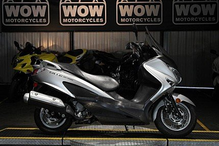 2014 Suzuki Burgman 200 for sale 200573243