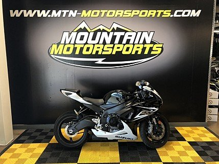 2014 Suzuki GSX-R600 for sale 200542226