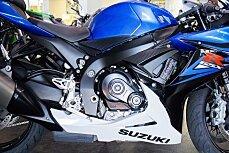 2014 Suzuki GSX-R600 for sale 200550000