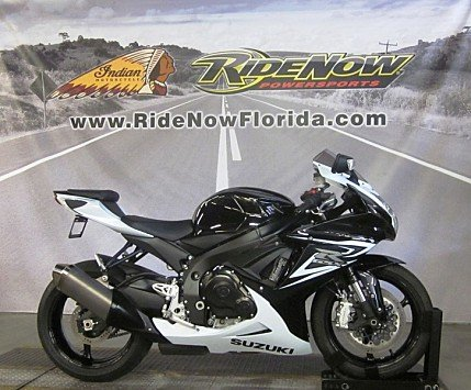 2014 Suzuki GSX-R600 for sale 200571988