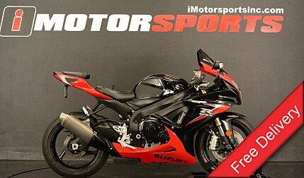 2014 Suzuki GSX-R750 for sale 200475080