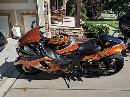 2014 Suzuki Hayabusa Motorcycles for Sale - Motorcycles on Autotrader