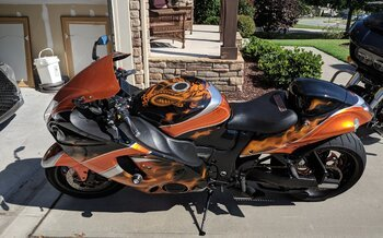 2014 Suzuki Hayabusa for sale 200634314