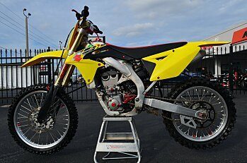 2014 Suzuki RM-Z450 for sale 200522807