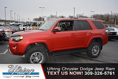 2014 Toyota 4Runner 4WD for sale 100929632