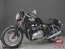 2014 Triumph Thruxton for sale 200620552