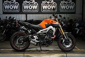 2014 Yamaha FZ-09 for sale 200549540