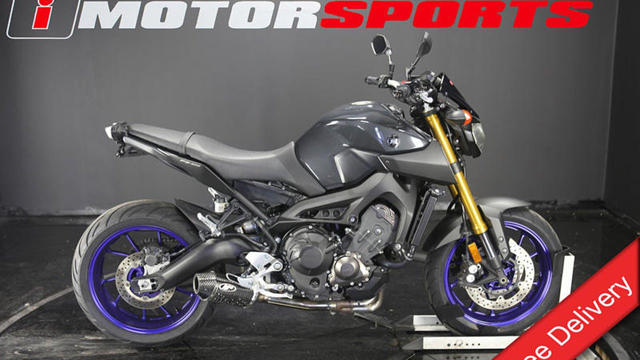 2014 Yamaha FZ-09 for sale 200628493